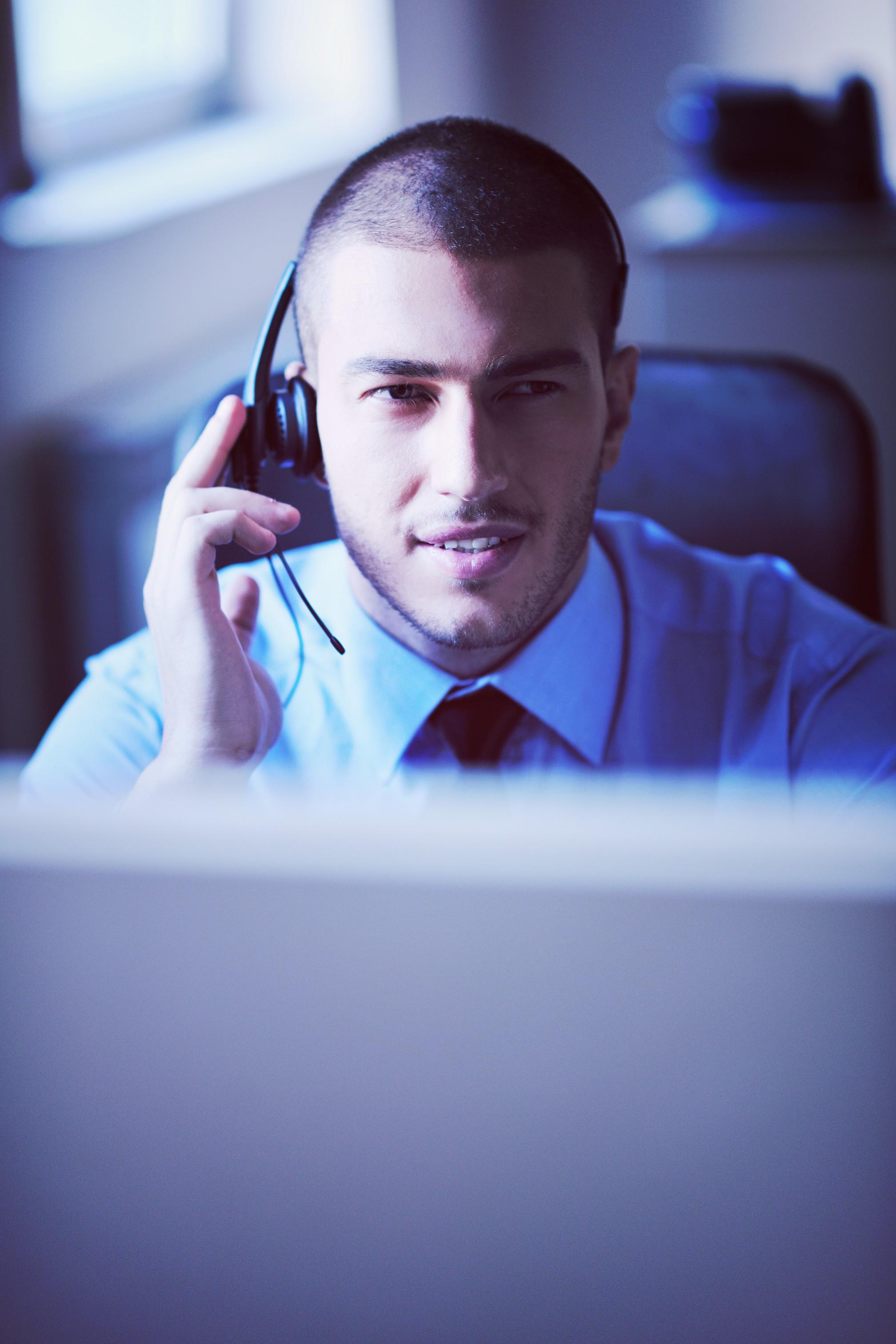 voice operator